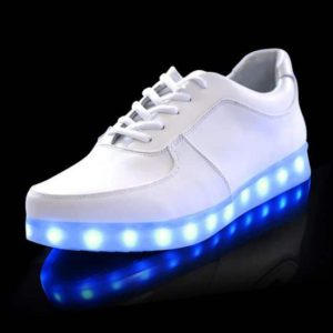 chaussures led