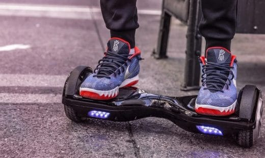 Style Vestimentaire hoverboard